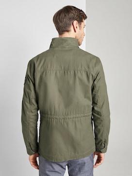 Jacke mit hohem Kragen - 2 - TOM TAILOR