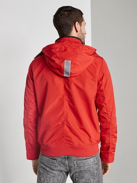 Jacket with a detachable hood - 2 - TOM TAILOR