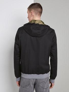 Leichte Jacke mit Kapuze - 2 - TOM TAILOR Denim