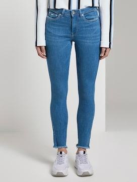 TOM TAILOR Jeans Moon Washed Lara denim Pantalons Filles Neuf