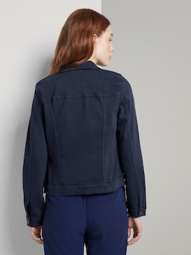 Jeansjacke im Slim-Fit - 2 - TOM TAILOR Denim