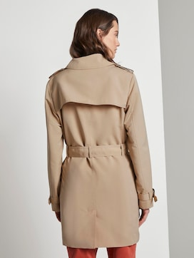 Wasserabweisender Trenchcoat - 2 - TOM TAILOR