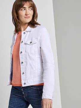 Jeansjacke - 5 - TOM TAILOR