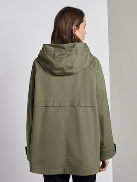 Moderner Cape-Parka - 2 - TOM TAILOR