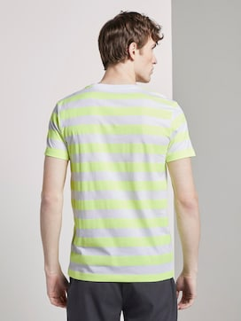 Gestreiftes T-Shirt - 2 - TOM TAILOR Denim
