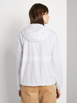 Windbreaker with a hood - 2 - TOM TAILOR Denim
