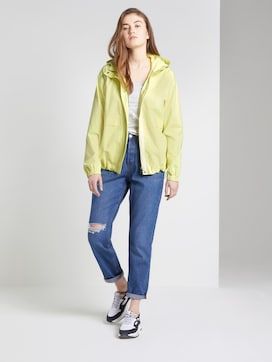 Windbreaker mit Kapuze - 5 - TOM TAILOR Denim