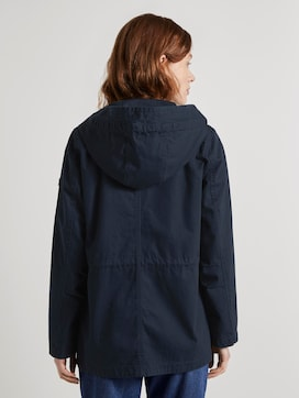 Short cotton parka - 2 - TOM TAILOR Denim
