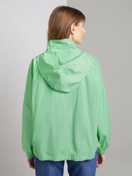 Anorak met hoodie en print - 2 - TOM TAILOR Denim
