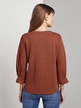 Sweatshirt met mouwen - 2 - TOM TAILOR Denim