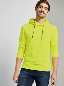 Hoodie with a print - 5 - TOM TAILOR