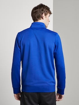 Half-Zip Sweatshirt - 2 - TOM TAILOR Denim