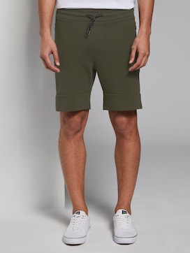 Sweatshorts mit Kordelbund - 1 - TOM TAILOR Denim