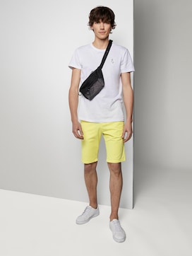 Slim Chino Shorts - 3 - TOM TAILOR Denim