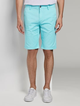 Slim Chino Shorts - 1 - TOM TAILOR Denim