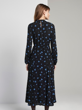 Midikleid mit Blumen-Print - 2 - TOM TAILOR Denim