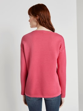 Striped sweatshirt - 2 - TOM TAILOR