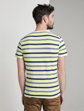 Gestreepte T-Shirt - 2 - TOM TAILOR