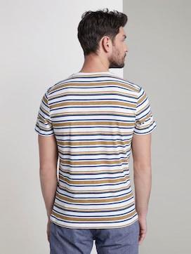 Gestreiftes Jersey T-Shirt - 2 - TOM TAILOR