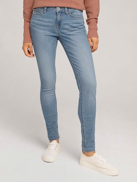 Jona Extra Skinny Jeans mit recyceltem Polyester - 1 - TOM TAILOR Denim