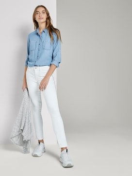 Alexa Slim Jeans in Ankle-Länge - 3 - TOM TAILOR