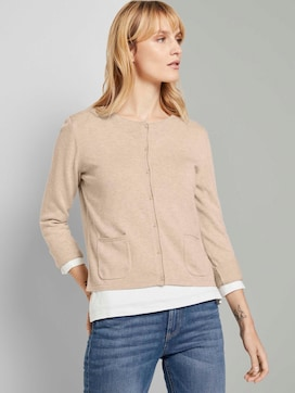 schlichter Cardigan - 5 - TOM TAILOR
