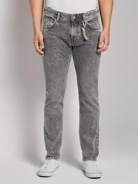 Aedan Straight Jeans mit Schlüsselanhänger - 1 - TOM TAILOR Denim