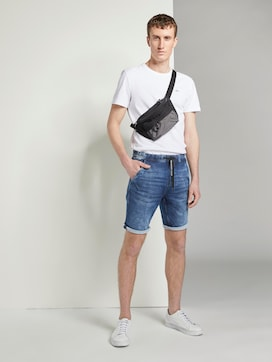 Denim jogger shorts - 3 - TOM TAILOR Denim