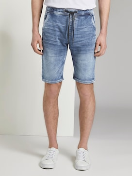 Denim Jogger Shorts - 1 - TOM TAILOR Denim