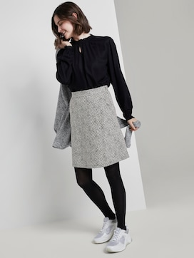Short skirt - 3 - TOM TAILOR