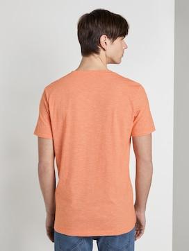 Gestreiftes T-Shirt - 2 - TOM TAILOR Denim