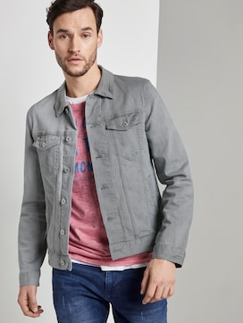 Jeansjacke in Trucker-Optik - 5 - TOM TAILOR
