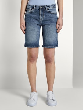 Lina Bermuda Denim Shorts - 1 - TOM TAILOR Denim