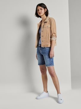 Lina Bermuda Denim Shorts - 3 - TOM TAILOR Denim