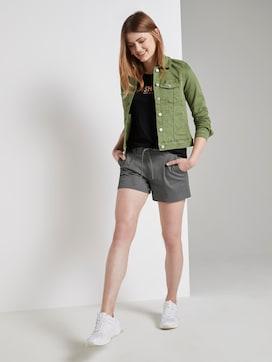 Ponte Shorts im Relaxed Fit - 3 - TOM TAILOR Denim