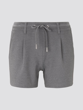 Ponte Shorts im Relaxed Fit - 7 - TOM TAILOR Denim