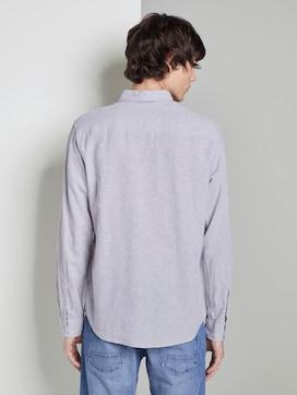 Overhemd van linnen - 2 - TOM TAILOR