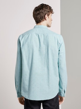 Shirt with an all-over print - 2 - TOM TAILOR Denim