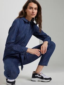 Utility Jeans Jumpsuit - 5 - TOM TAILOR