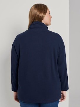 Getextureerde Coltrui Sweater - 2 - Tom Tailor E-Shop Kollektion
