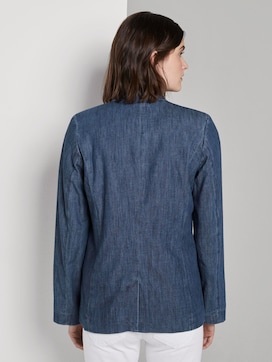 Jeans blazer - 2 - TOM TAILOR