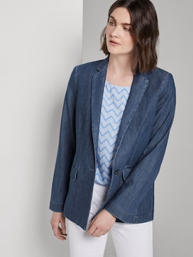 Jeans blazer - 5 - TOM TAILOR