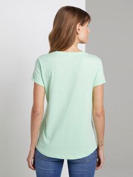 Printed T-shirt - 2 - TOM TAILOR Denim