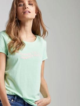 Printed T-shirt - 5 - TOM TAILOR Denim