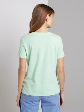 T-shirt met print  - 2 - TOM TAILOR Denim