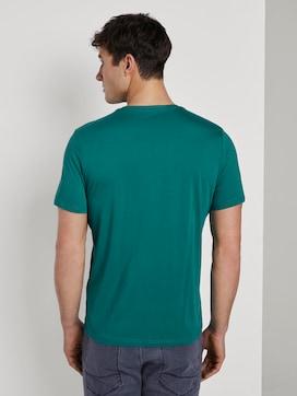 T-Shirt mit Schrift-Print - 2 - TOM TAILOR