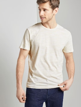 Gestreepte T-Shirt - 5 - TOM TAILOR