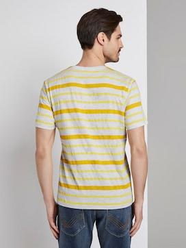 Gestreiftes T-Shirt - 2 - TOM TAILOR