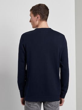 Sweatshirt met print - 2 - TOM TAILOR Denim