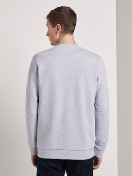 Sweatshirt with print - 2 - TOM TAILOR Denim
